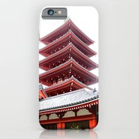Japanese Pagoda iPhone 6 Slim Case