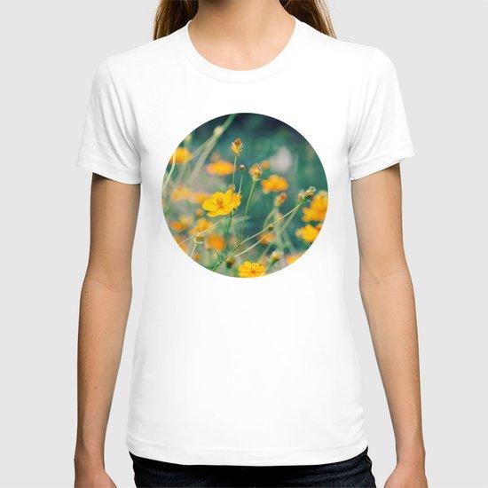 Orange Cosmos T-shirt