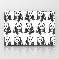 Panda Mania Repeat iPad Case