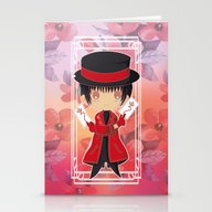 Chibi Subaru Sumeragi Stationery Cards