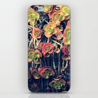 Fall Out iPhone & iPod Skin