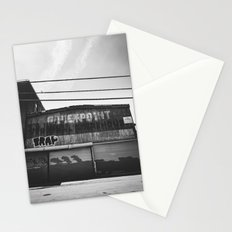 Monochrome Greenpoint Stationery Cards