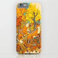 Autumn Eternal  iPhone 6 Slim Case