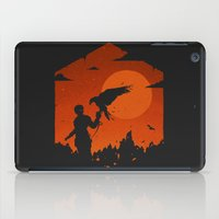 Valley Of Fire iPad Case