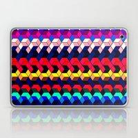 Spectrum Cubes / Pattern #7 Laptop & iPad Skin