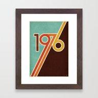 Framed Art Print featuring PORTAL by Sebastian Nordlund