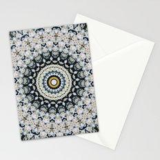 Just Because Nothingness Mandala Stationery Cards