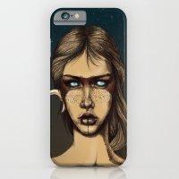 Nocturnal Warrior iPhone 6 Slim Case