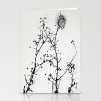 Gunpowder Branches Stationery Cards