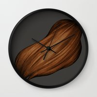 Wooden Tree Wall Clock
