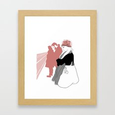 Soble Framed Art Print
