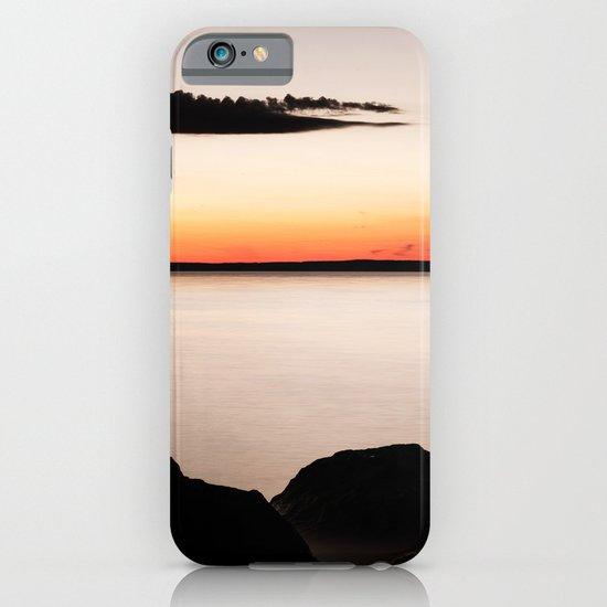 Single Cloud iPhone & iPod Case