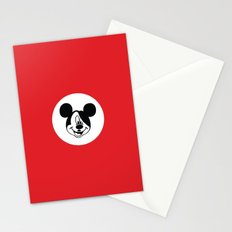 Genosse Mouse Stationery Cards