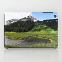 Crested Butte iPad Case