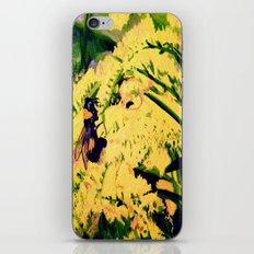 Bright Buds iPhone & iPod Skin