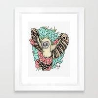 Its an Owl thing Framed Art Print