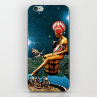 Amphitrite iPhone & iPod Skin