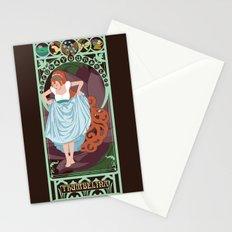 Thumbelina Nouveau - Thumbelina Stationery Cards