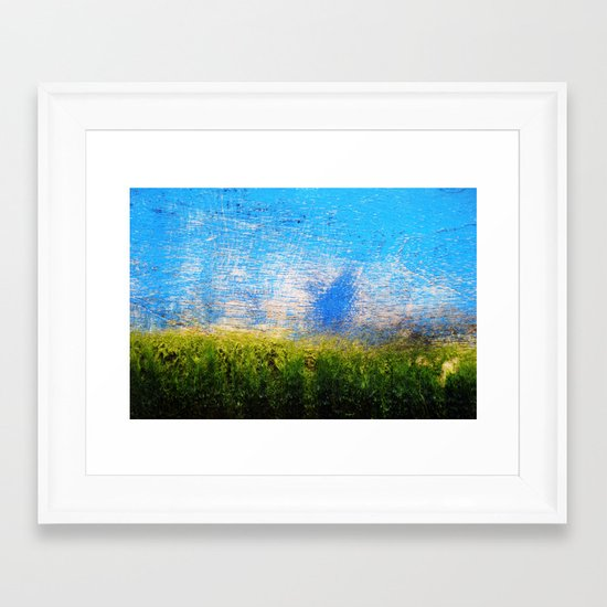 Algae Framed Art Print
