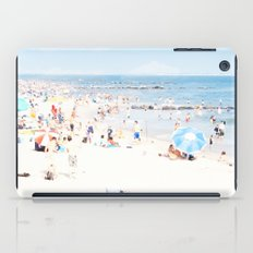 Blue Beach Brooklyn iPad Case