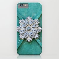 Door Detail - Old City J… iPhone 6 Slim Case