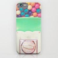 iPhone & iPod Case featuring Happy Bubblegum by JoyHey