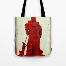 General's Red Rage Tote Bag