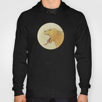 The lady and the lion. Hoody
