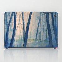 Nel bosco iPad Case