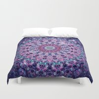 ARABESQUE UNIVERSE Duvet Cover