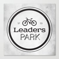 Leaders Park Canvas Print