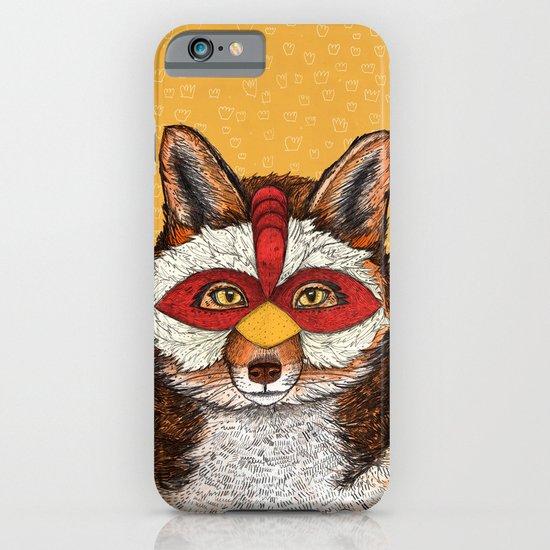 ChickenFox iPhone & iPod Case