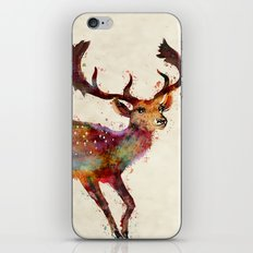 Oh deer ! iPhone & iPod Skin