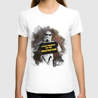 storm trooper T-shirts featuring Storm Trooper by ZeebraPrint