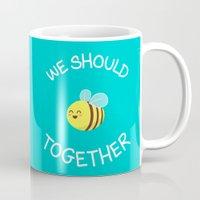 A Bug's Love Life Mug