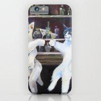 Social Cats  iPhone 6 Slim Case