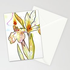 Queen Flower Stationery Cards