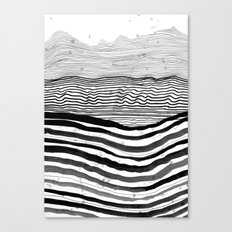 Pattern 22 Canvas Print