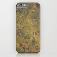 iPhone & iPod Case featuring Miniature Madagascar by Joëlle Tahindro