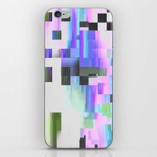 scrmbmosh30x4b iPhone & iPod Skin