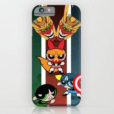 Powerpuff Girls Slim Case iPhone 6s