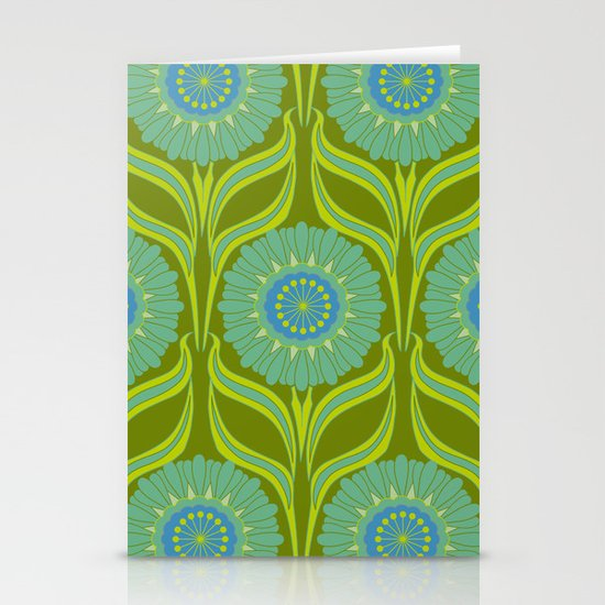 pattern Stationery Card