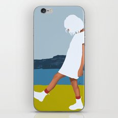 White days iPhone & iPod Skin