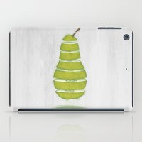 A Pear Apart iPad Case