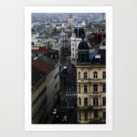 Vienna 01 Art Print