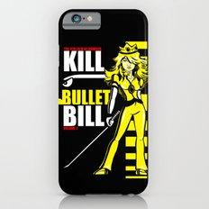 Kill Bullet Bill (Black/Yellow Variant) Slim Case iPhone 6s