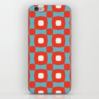 Rosinga Pattern iPhone & iPod Skin
