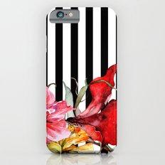 FLORA BOTANICA | stripes iPhone 6 Slim Case