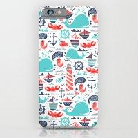 Ahoy Matey iPhone 6 Slim Case