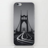 St. Johns Monotone iPhone & iPod Skin